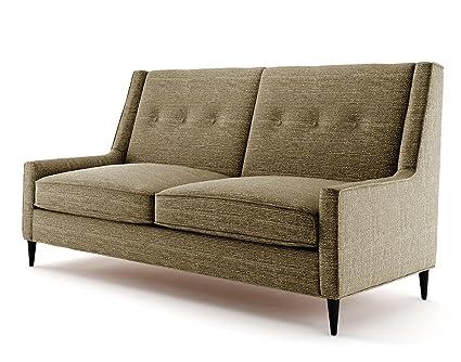 Ives 2 Sitzer Sofa braun, Couch , Jugendsofa, couchgarnituren, lounge möbel