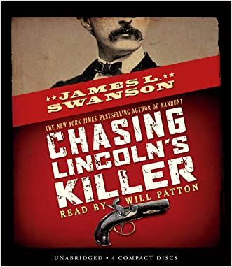 Chasing Lincoln's Killer - Audio