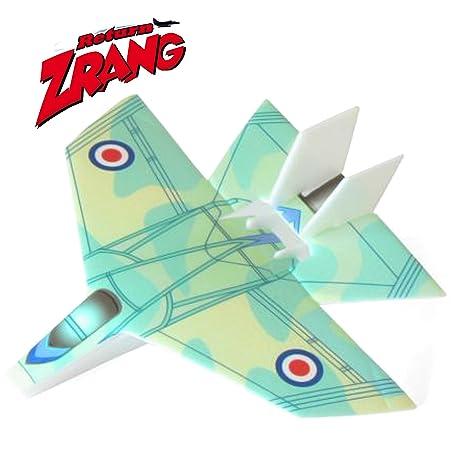 SPLASH TOYS - 31148 - ZRANG Return - Avion acrobatique - Blister de 2 avions