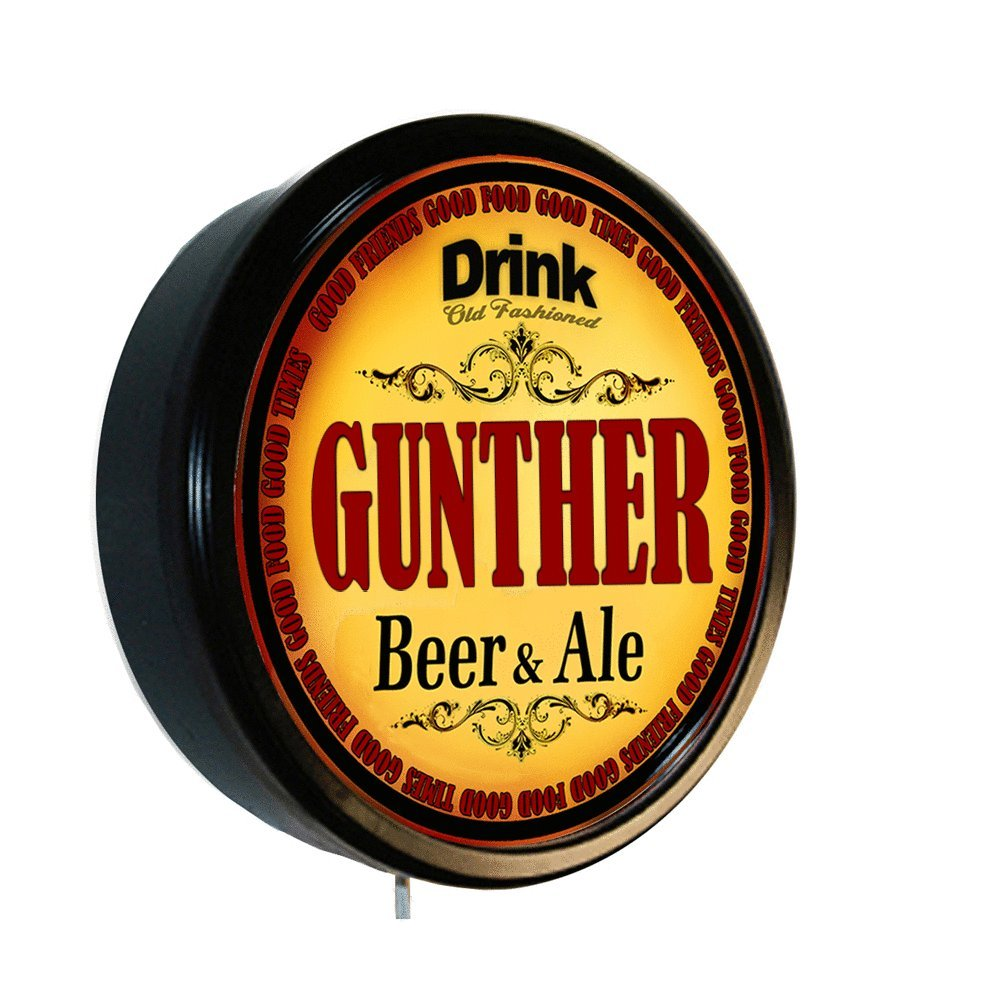 Gunthers Beer