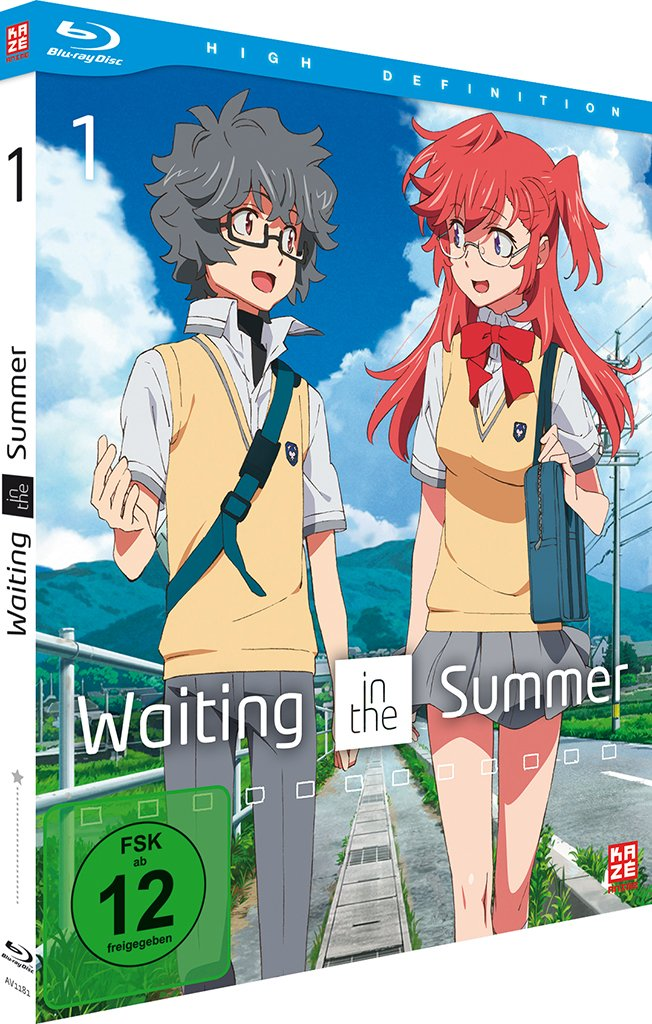 Waiting in the Summer - Volume 1,Blu-ray