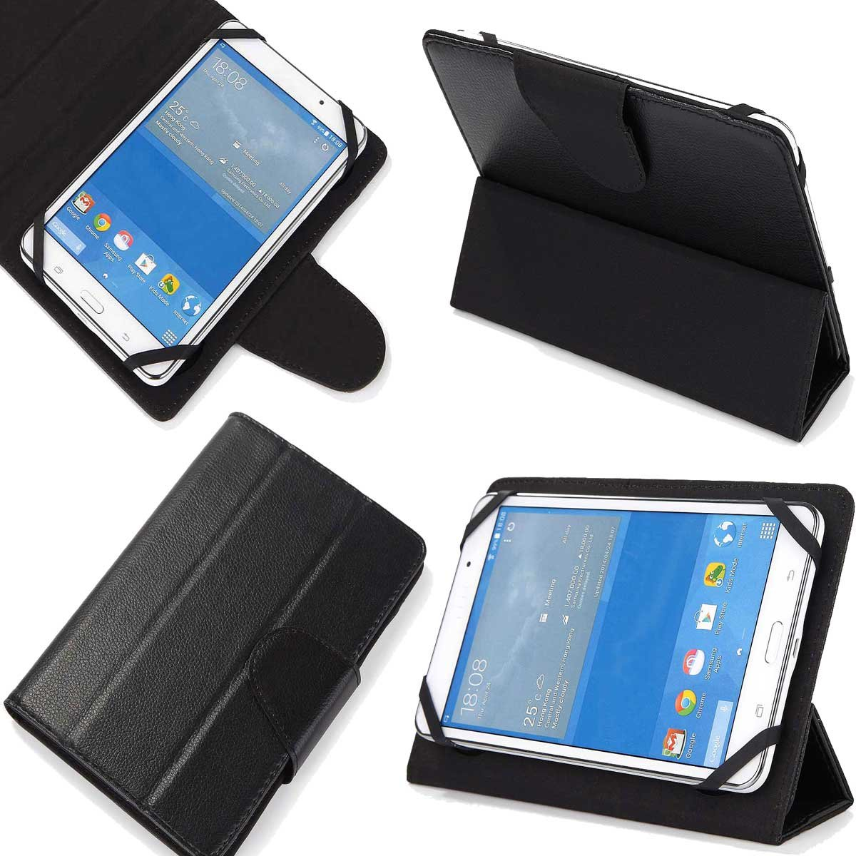 Universal 7 Inch All Models Tablet Pc Case New Design , Ultra Slim , Low Weight and Fashionable (Only 7 Inch) Fits Xo 7-inch Kids Tablet Xo-880 / Xo-780 new 3u ultra short computer case 380mm large panel big power supply ultra short 3u computer case server computer case