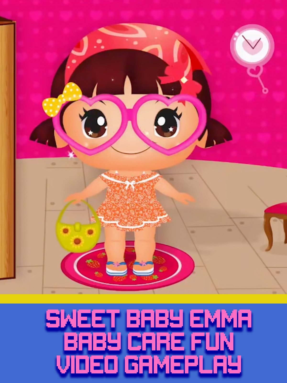 Clip: Sweet Baby Emma: Baby Care Fun