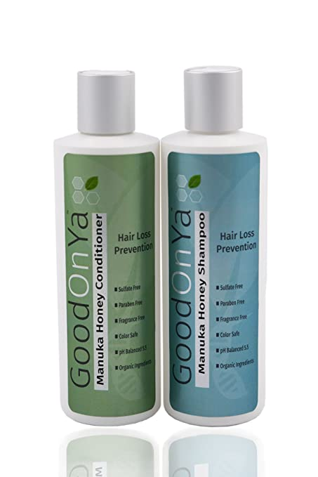 GoodOnYa Sulfate Free Safe for Color Treated Hair Prevent Hair Loss