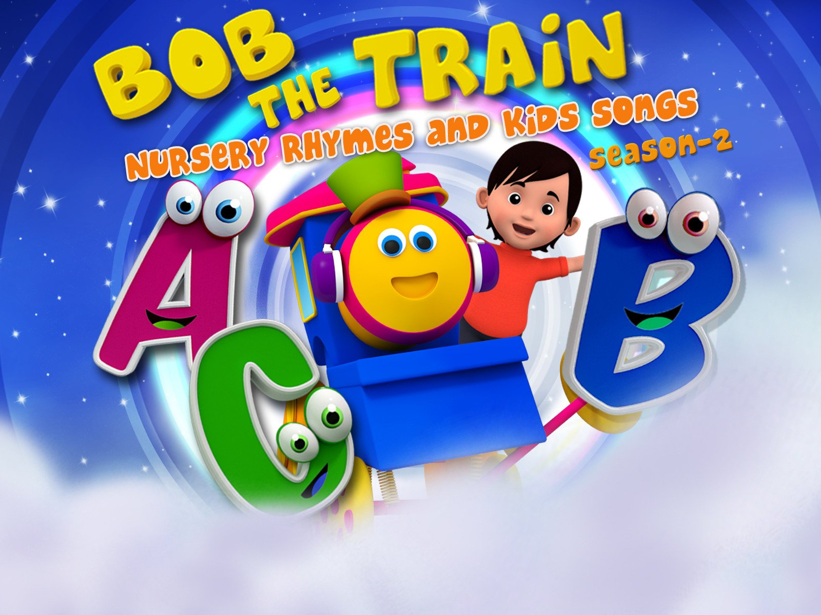 Bob the Train: Nursery Rhymes and Kids Songs - Season 2