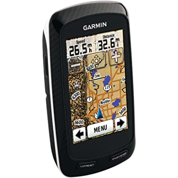 Garmin Edge 800 GPS Enabled Cycling Computer Includes Heart