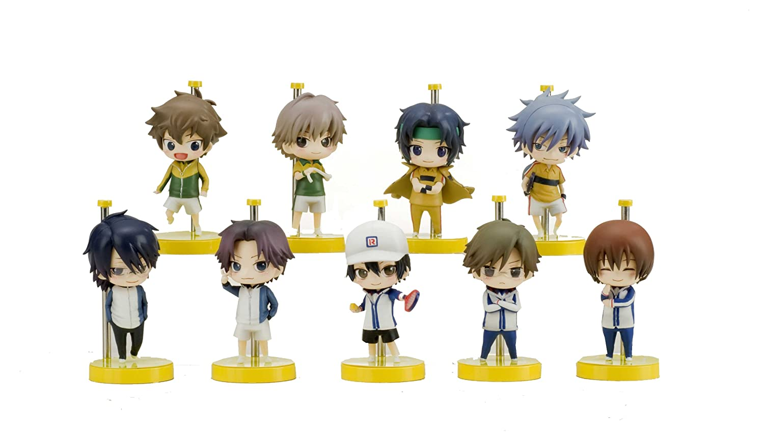 Prince BOX of One Coin Grande Figure Collection new tennis (japan import)