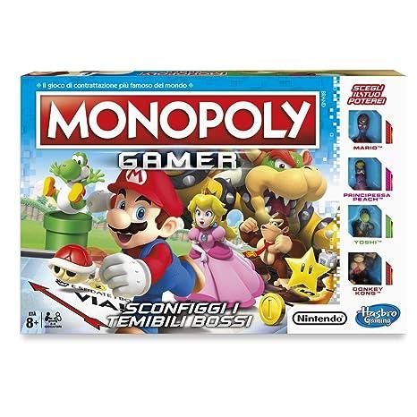 HASBRO TV Gamer Monopoly - Jeux Société