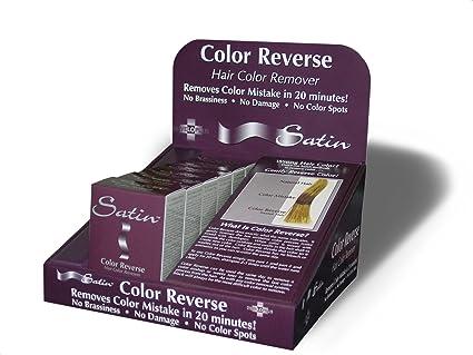 Satin Hair Dye Satin Hair Color Natural