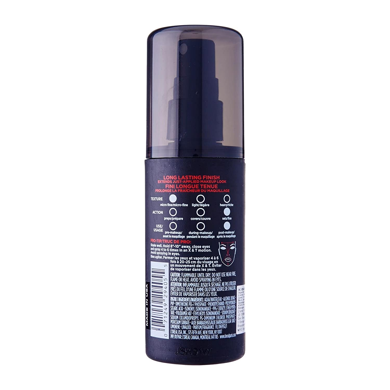 Buy L'Oreal Paris Infallible Pro-Spray and Set Makeup Extender ...