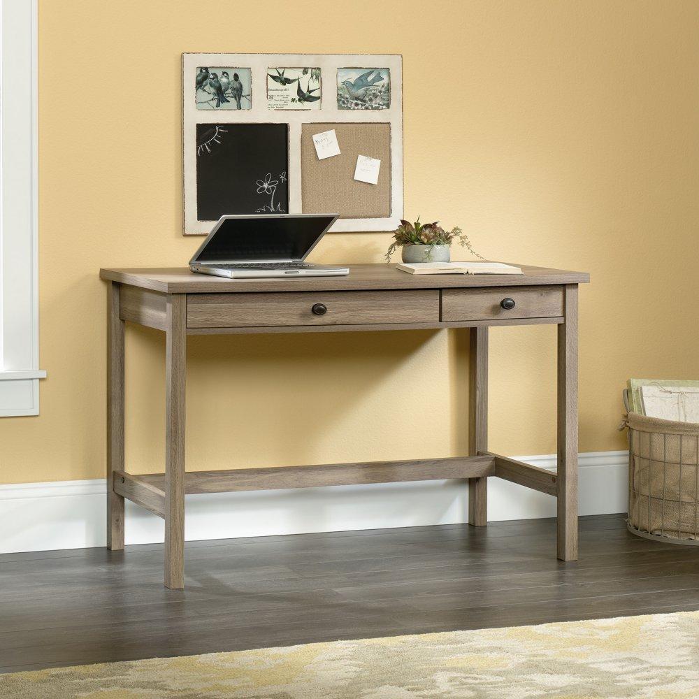 Sauder County Line Writing Desk in Salt Oak