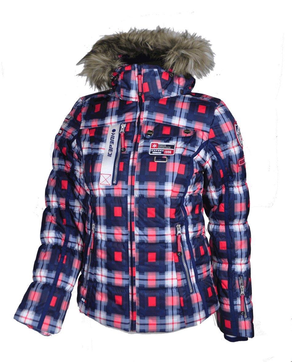 Icepeak Damen Skijacke Winterjacke Jacke Tara Ultramarine günstig kaufen