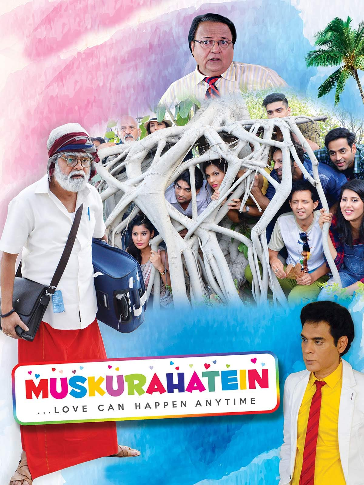 Muskurahatein on Amazon Prime Video UK