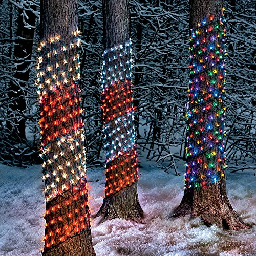 Led Ribbon Net Lights - Cool White - Improvements