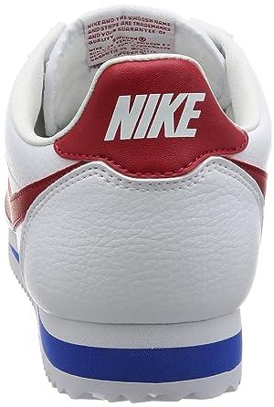 Nike Men's Classic Cortez Leather Fashion Sneakers (10