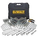 DEWALT DWMT72165 204 Piece Mechanics Tool Set (Tamaño: 204 pc)