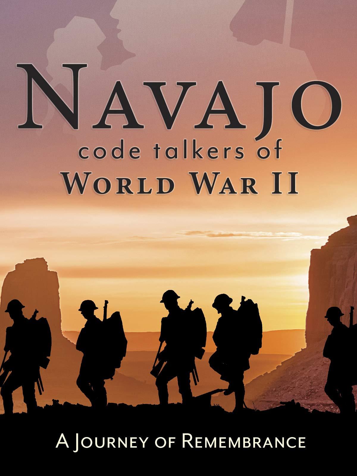Navajo Code Talkers or World War II