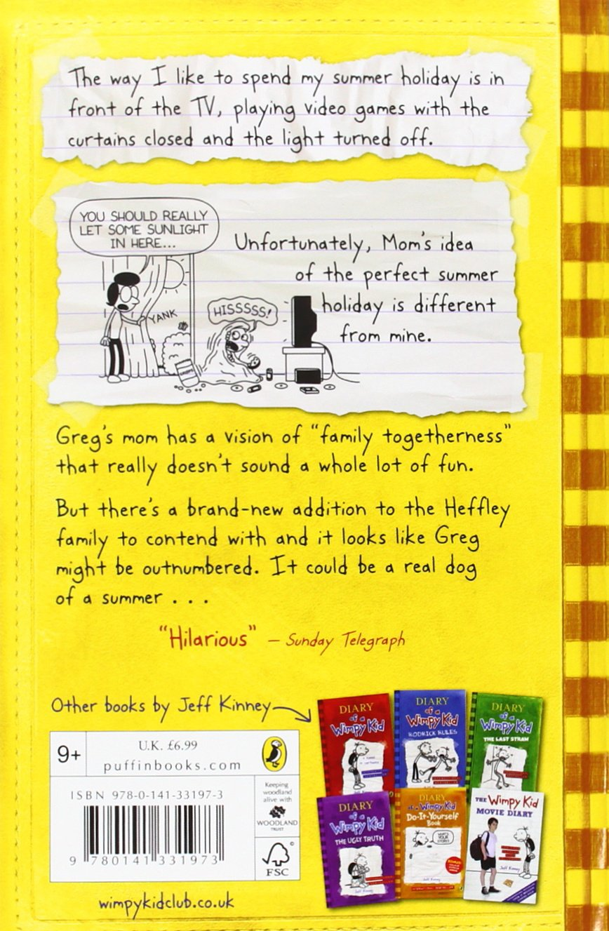 diary of a wimpy kid dog days essay All about the diary of a wimpy kid series: the wimpy kid movie diary the best  part about this movie is the girl under the bleachers it has some funny parts but.