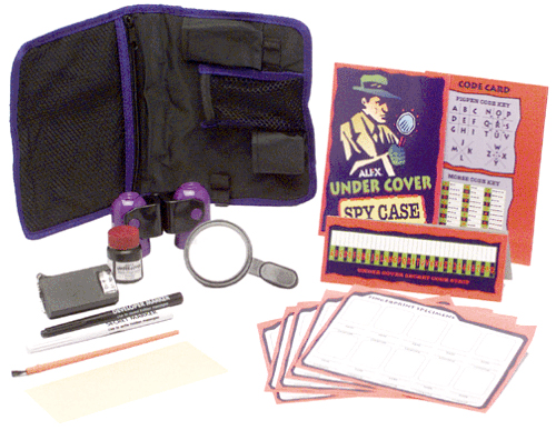 Alex Toys Spy Case