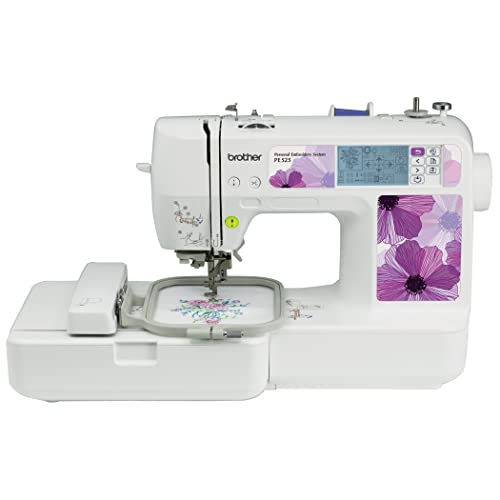 Brother PE525 Embroidery Machine: