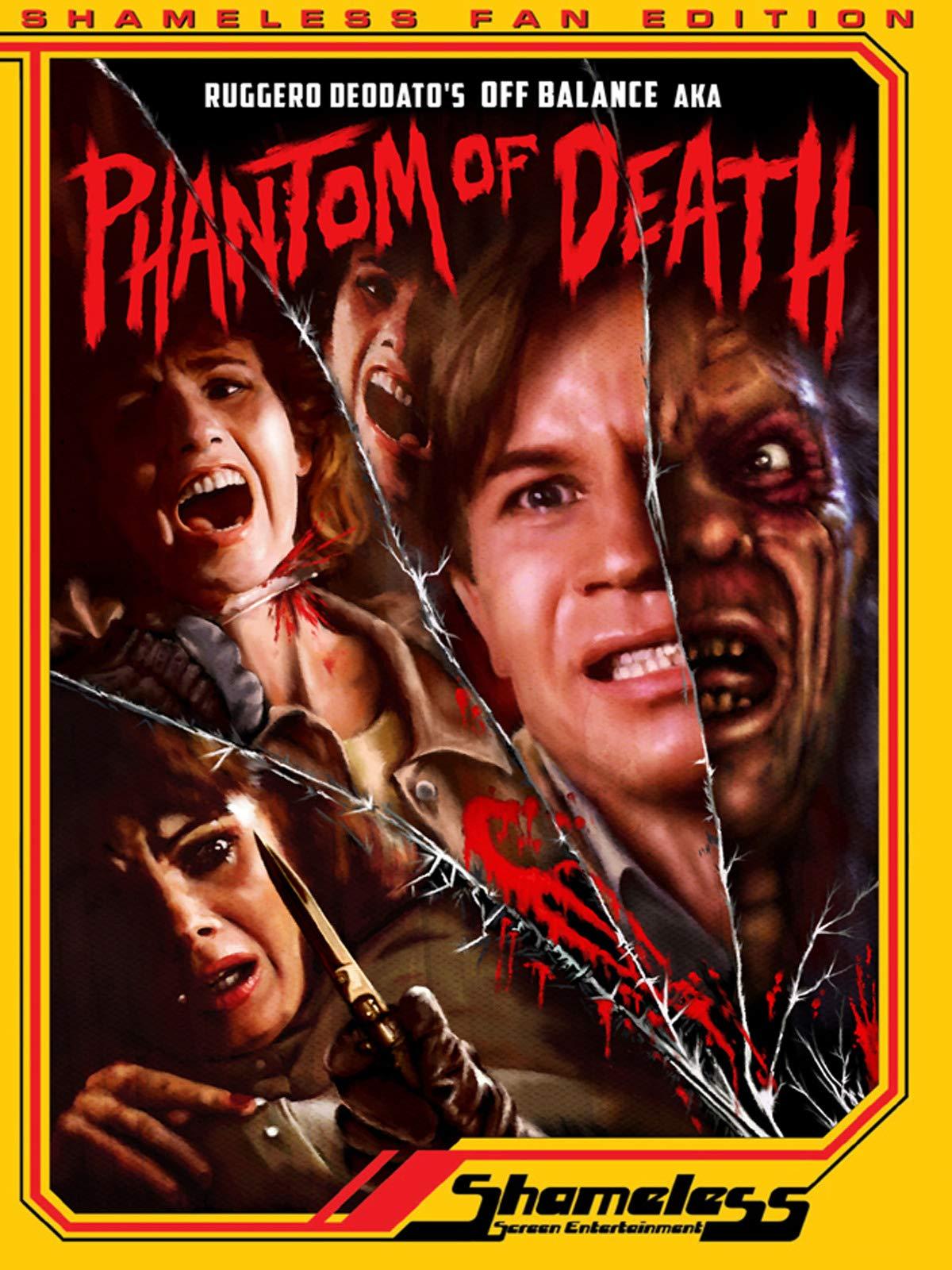 Phantom of Death on Amazon Prime Video UK