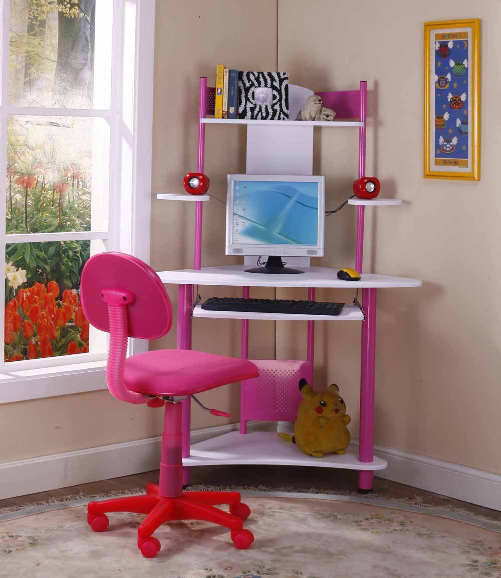 Kids Desk For Bedroom Computer Desk In Bedroom