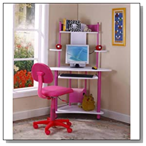 Kids Childrens Computer Desk