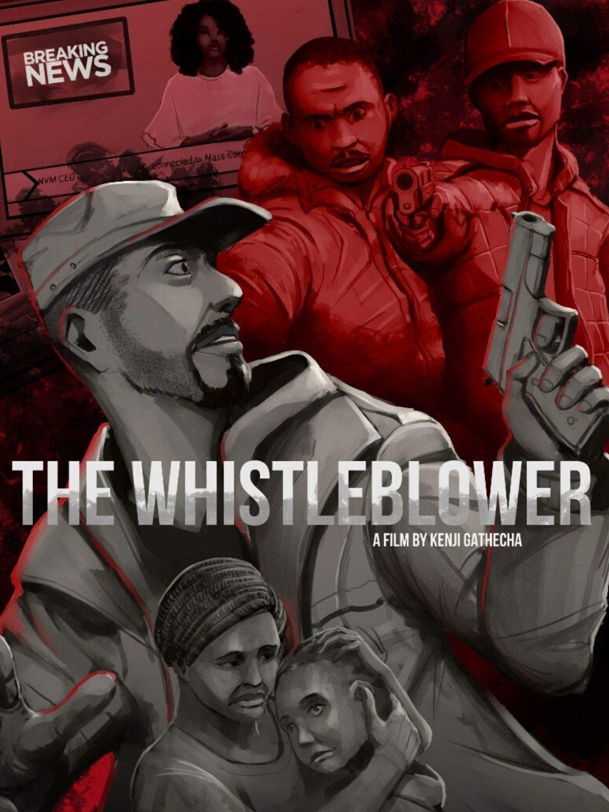 The Whistle Blower on Amazon Prime Instant Video UK