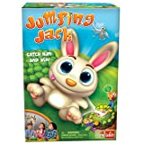 Jumping Jack — Pull Out a Carrot and Watch Jack Jump Game (Color: Multicolor)