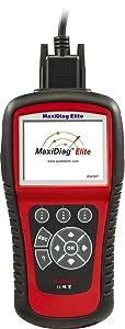 Autel MD802 MaxiDiag Elite Scan Tool Reviews