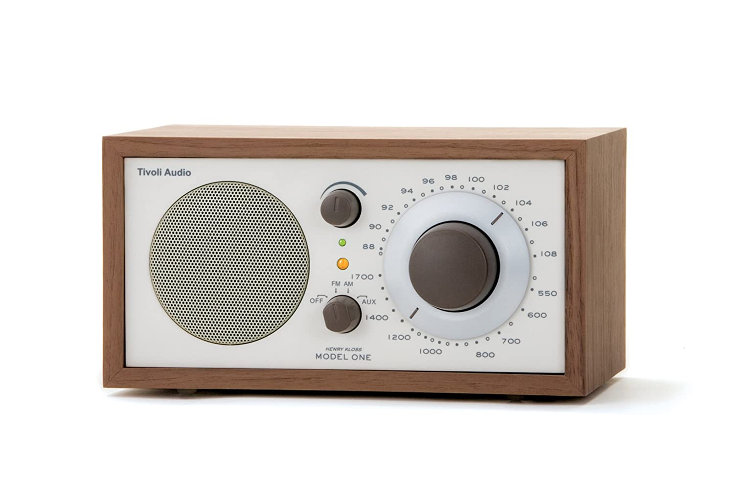 tivoli audio model one m1cla am fm table radio review consumer safari