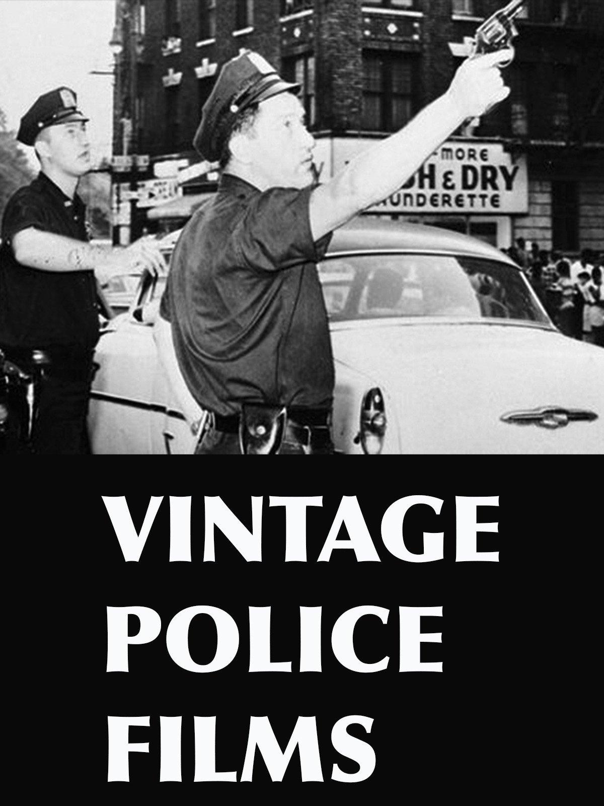 Vintage Police Films