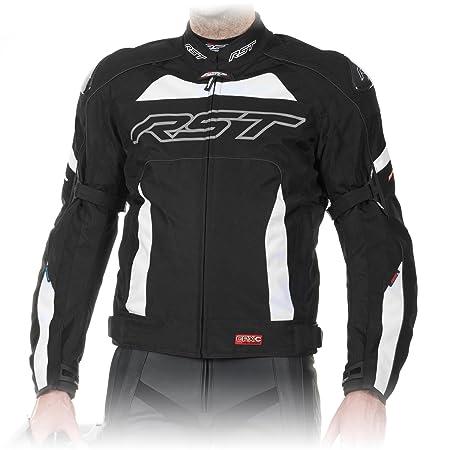 Nouvelle RST Pro Series 11 1358 Textile blanc veste de moto