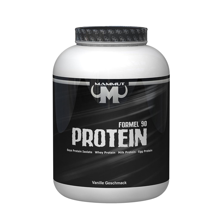 Mammut Formel 90 Protein, Vanille, Eiweißshake,
