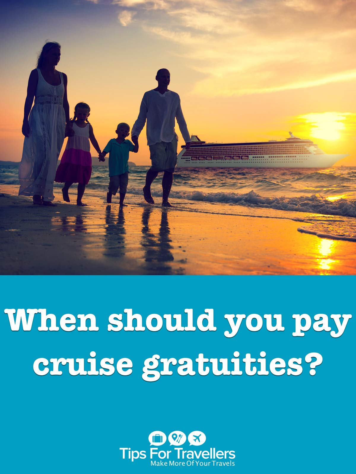 Clip: When Should You Pay Cruise Gratuities? on Amazon Prime Video UK