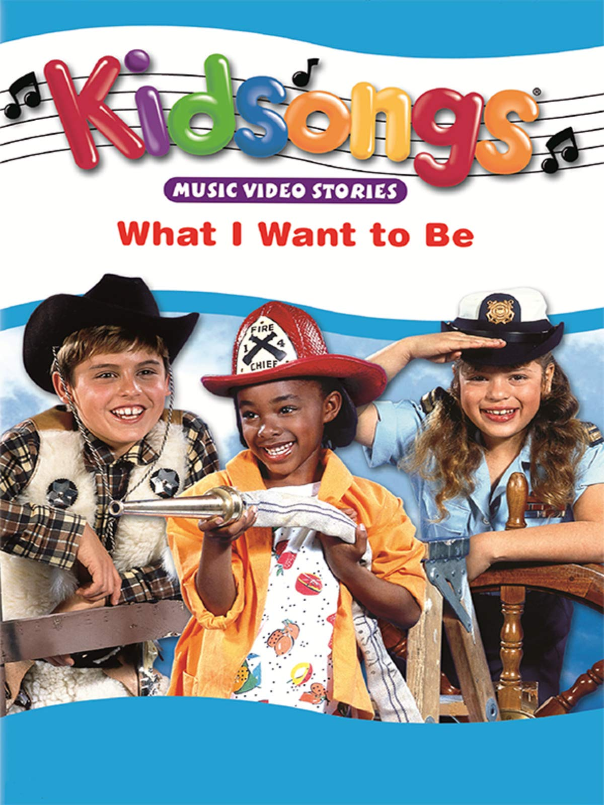 Kidsongs: What I Want to Be on Amazon Prime Video UK