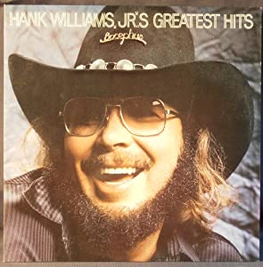 Hank Williams Jr., Greatest Hits - Vinyl LP Record: Amazon.com: Books