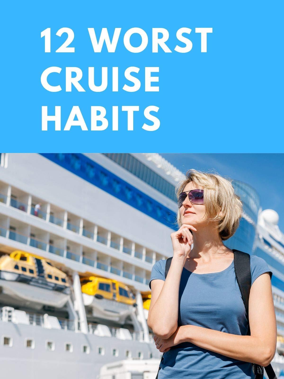 Clip: 12 Worst Cruise Habits on Amazon Prime Video UK