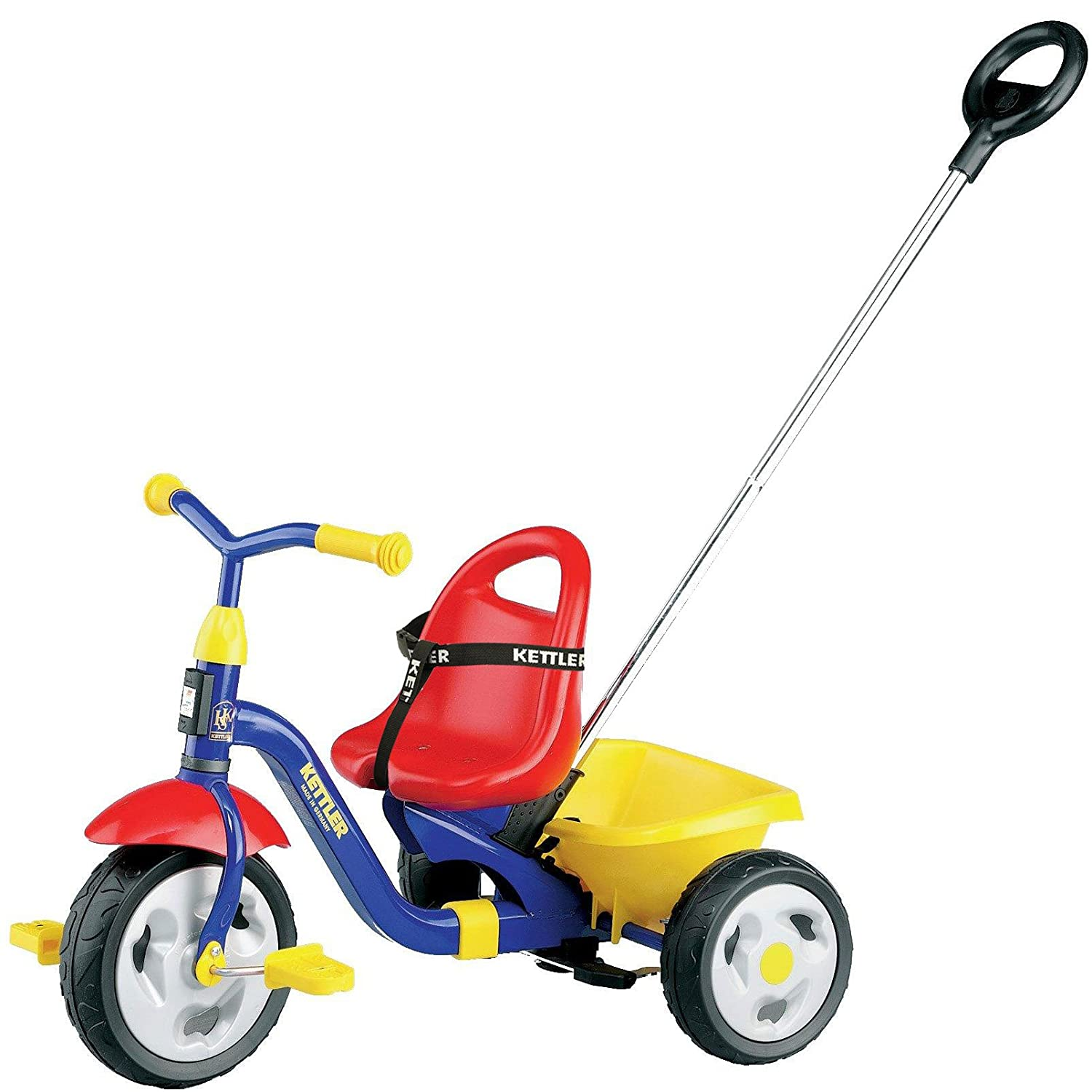Tricycle With Push Handle Fel7 Com