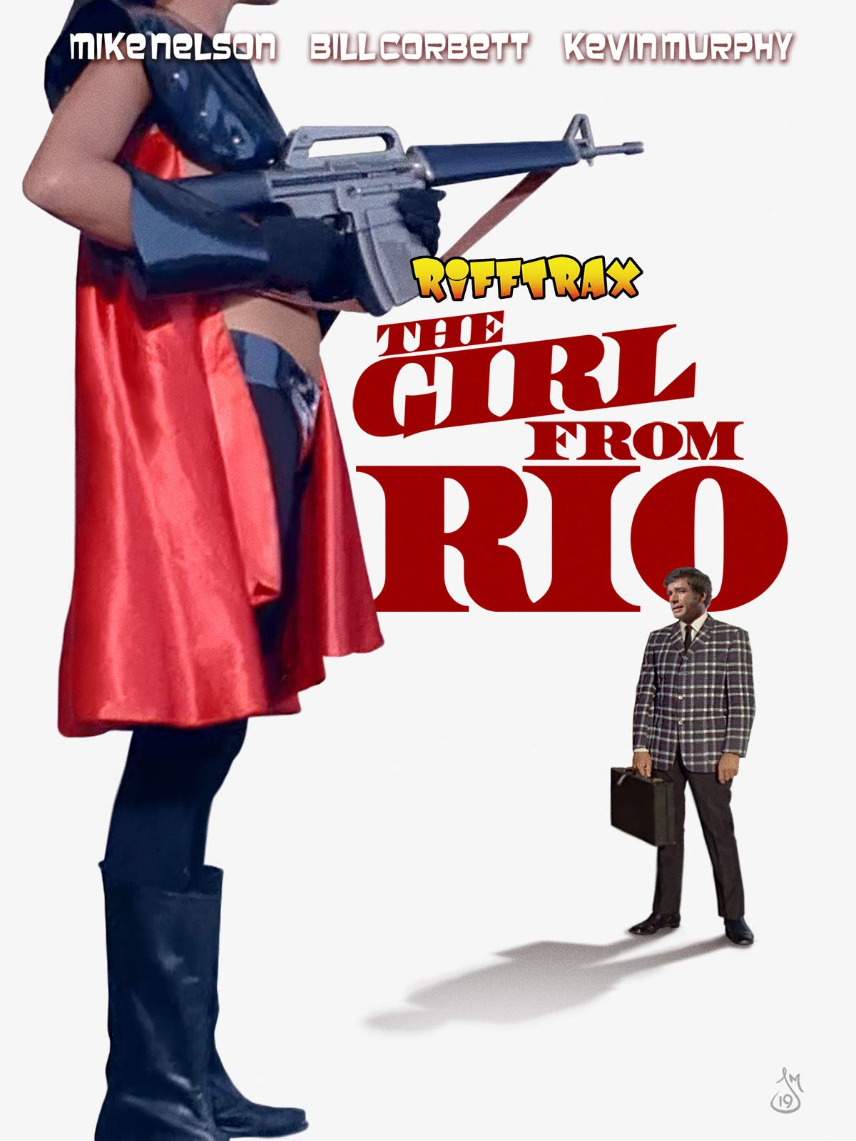 RiffTrax: The Girl from Rio