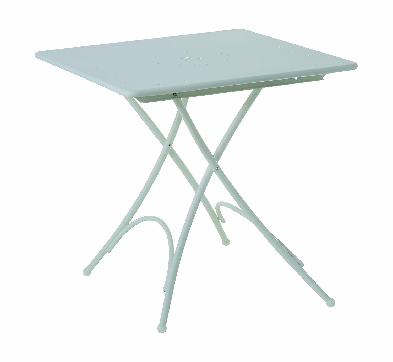 Emu 309070100N Pigalle Klapptisch 907, 76 x 76 cm, pulverbeschichteter Stahl, weiss glänzend online bestellen