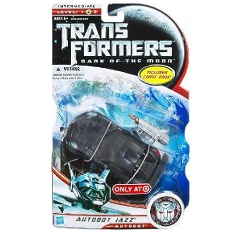 Transformers 33809 Transformers Autobot Jazz Dark of the Moon