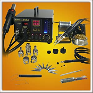 Best Soldering Stations 2016