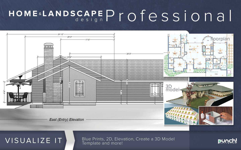 Punch Home Landscape Design Professional V18 Download Software Computer Software Multimedia