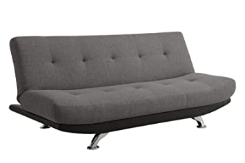DHP Skyline Futon, Gray