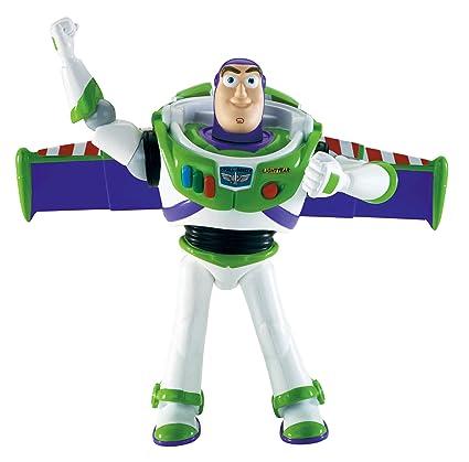 Toy Story Deluxe Talking Buzz Lightyear figurine