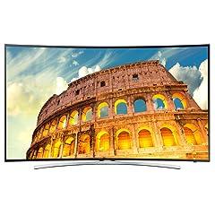 Samsung UN48H8000 Curved 48-Inch 1080p 240Hz 3D Smart LED HDTV