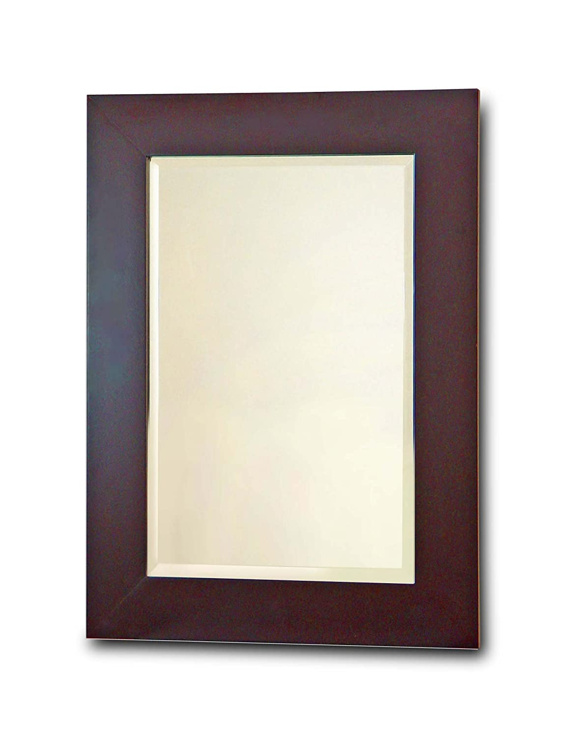 Bathroom mirror for wall with frame for Bathroom wall mirrors