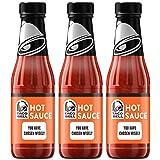 Taco Bell Hot Sauce, 7.5 oz, 3 pk