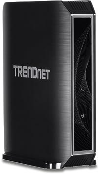TRENDnet TEW-824DRU Routeur Wi-Fi Noir